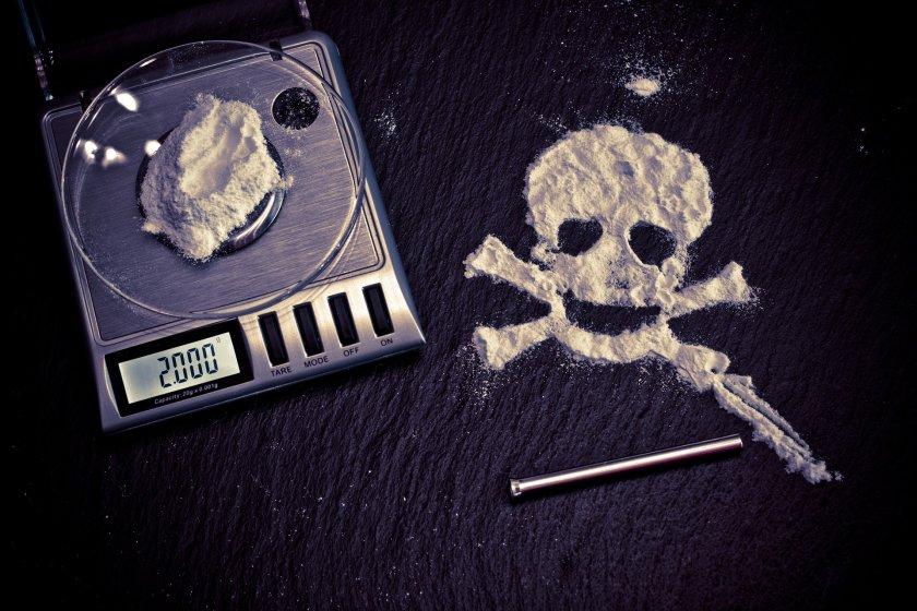 разбиха престъпна група производство наркотици софия