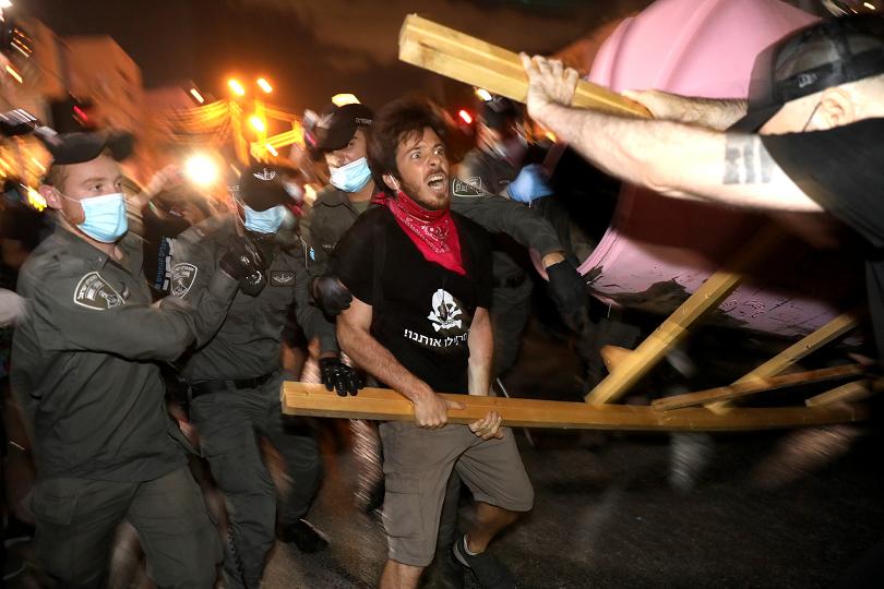 Нови протести в Израел, като мотив се включват и противоепидемичните мерки