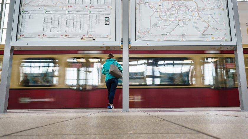 транспортна стачка обявена четири германски провинции октомври
