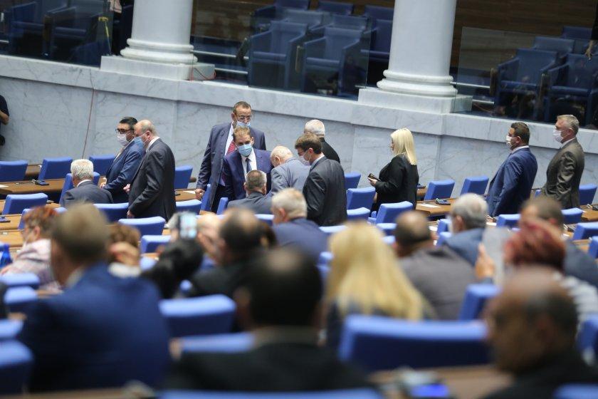 парламентът прие първо четене промени закона екологичните щети