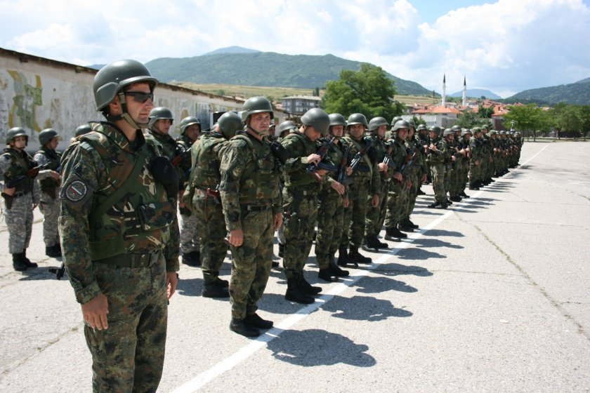 започва мащабното учение сухопътните войски балканска стена 2020