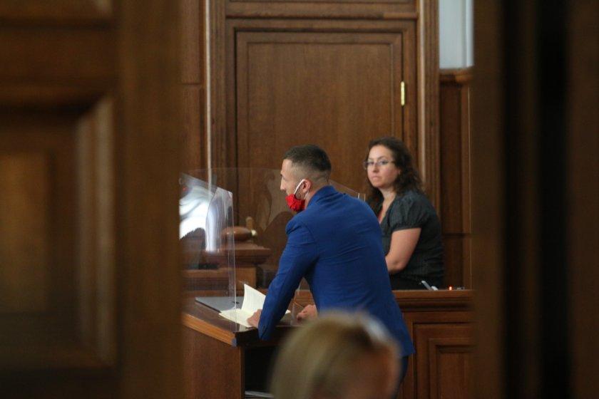 Експертна прогноза: Шофьорът, причинил смъртта на Милен Цветков, ще лежи в затвора поне 15 години