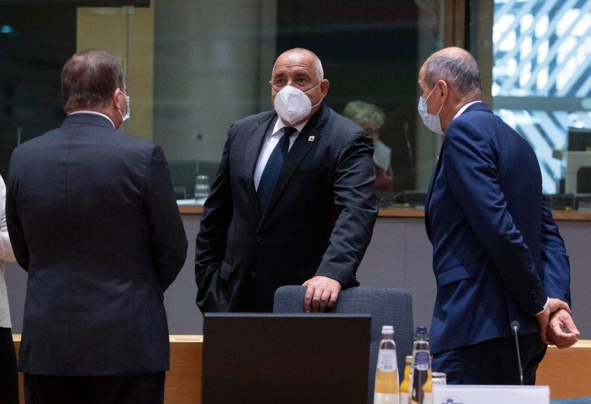 борисов европейските държави действат синхрон справят пандемията