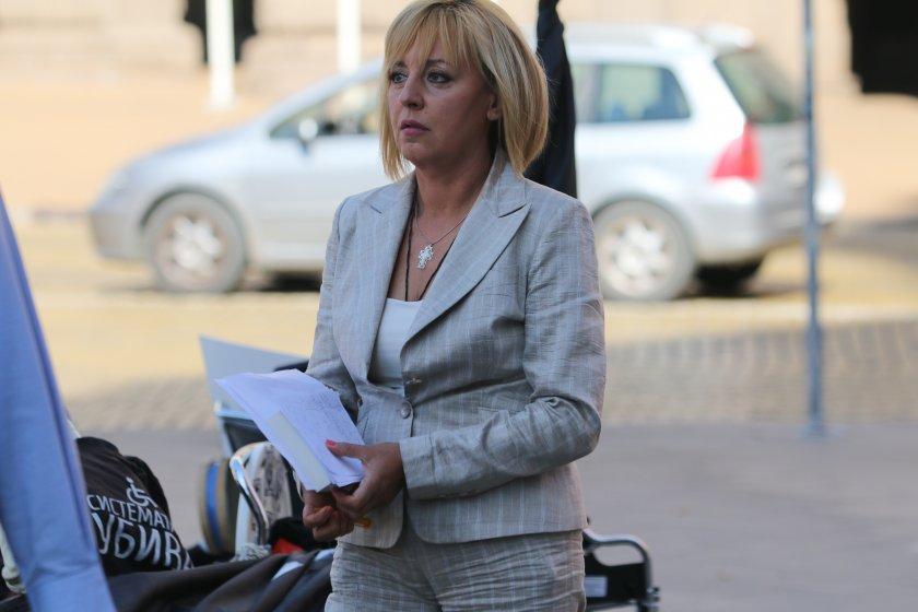 Дадоха ход на делото за клевета, заведено от Мая Манолова срещу Бойко Борисов