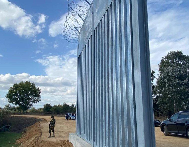 Гърция укрепва границата с Турция с нова ограда и засилване на охраната