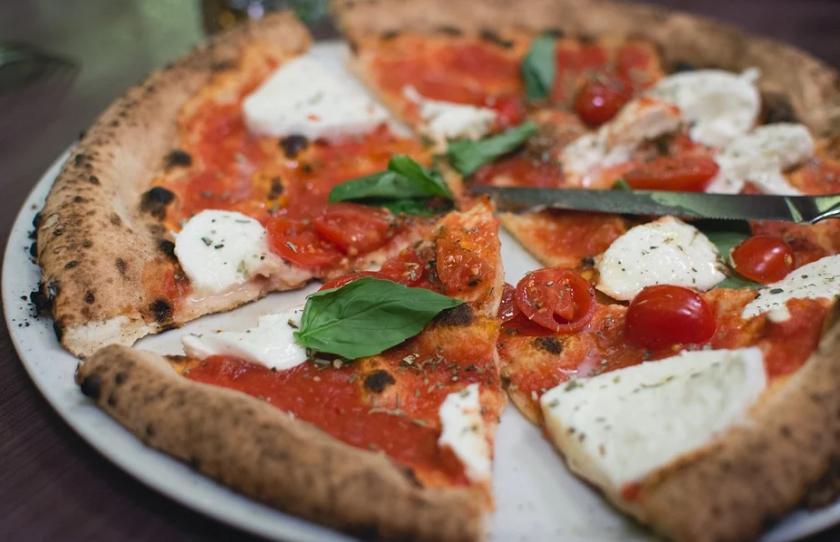 пица маргарита световния атлас вкусни традиционни храни