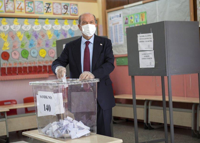 Фаворитът на Ердоган ще е лидер на кипърската турска общност в следващите 5 години