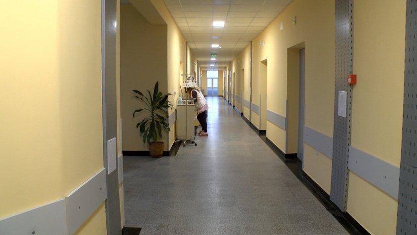 логистичен център координира свободните места covid отделенията