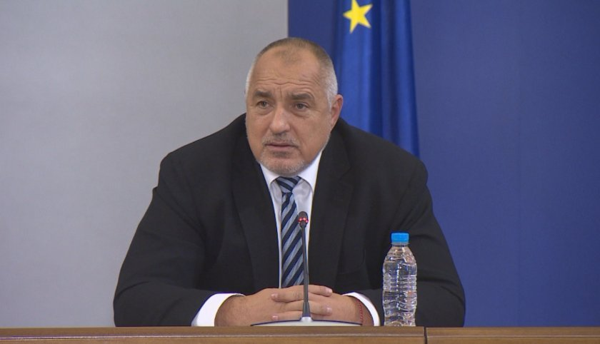 """Борисов е възложил на ДАНС и ДАР да проверят кои са """"доброжелателите"""" на Радев"""