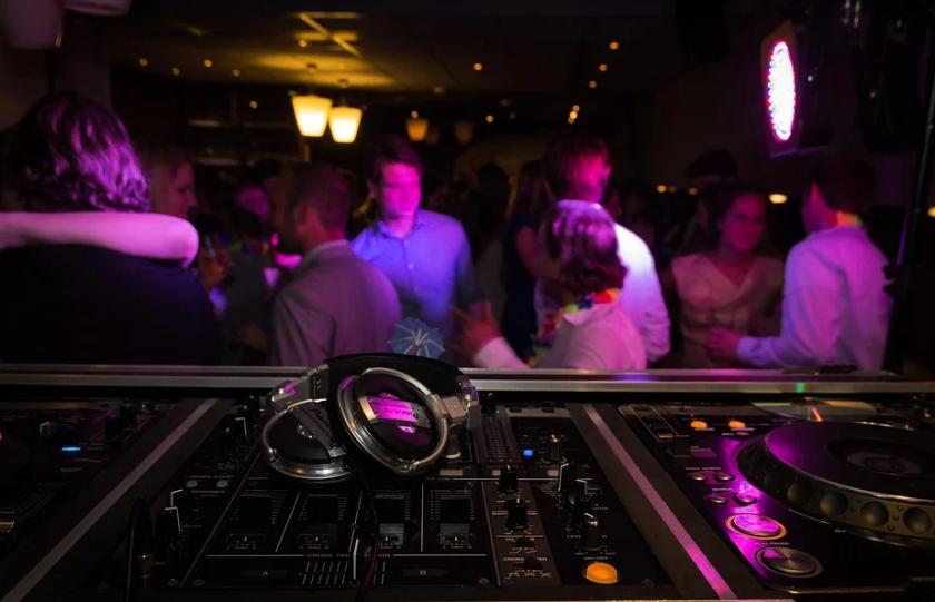 ndash посетители дискотеките нощните заведения