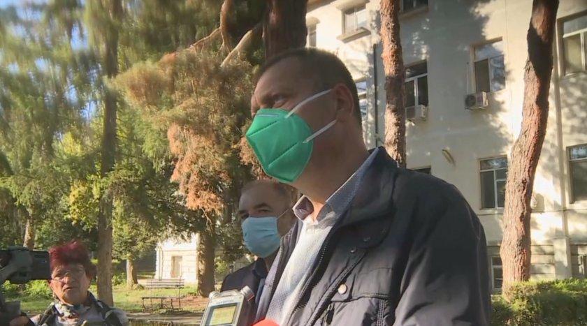 затворени заведения благоевградско санкционирани неспазване мерките