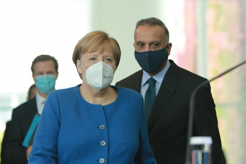 Германия ще продължи да подкрепя Ирак в борбата срещу Ислямска държава
