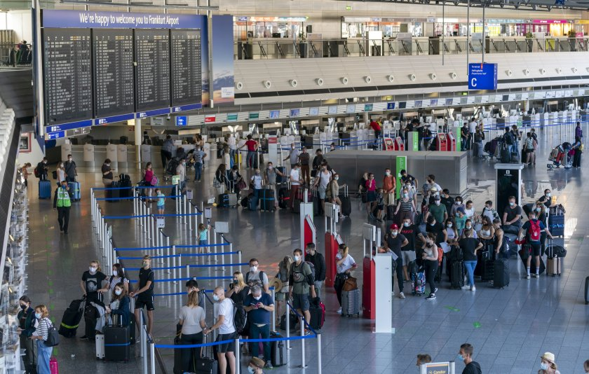 Българите - сред първите, възобновили пътуванията до Германия това лято