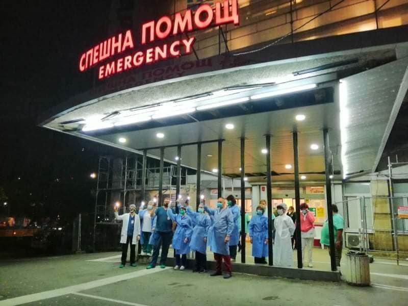 втора вечер медици първа линия призоваха спазване мерките