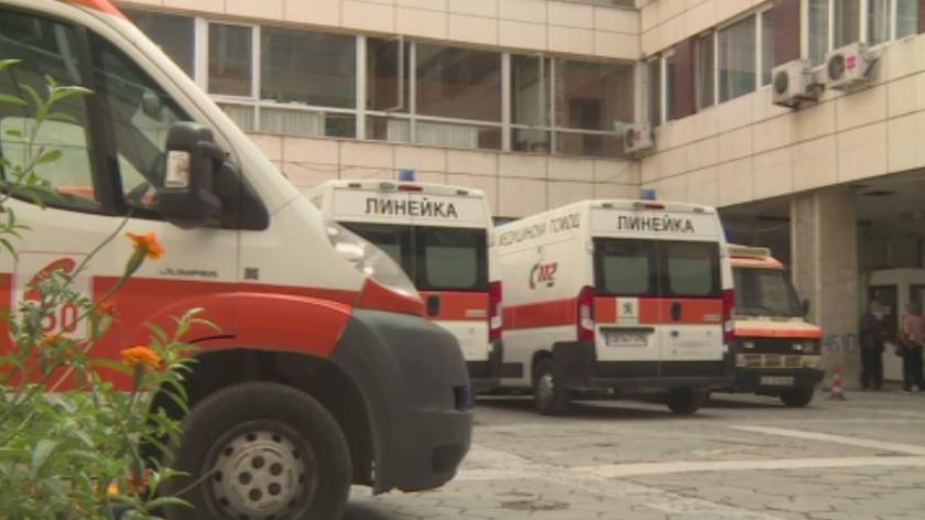 Жена пострада при взрив на газова бутилка в Асеновград (СНИМКИ)