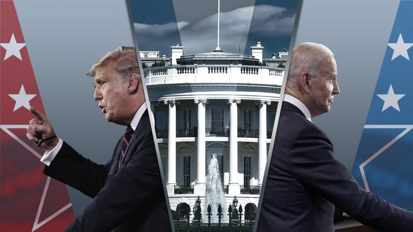 америка избира тръмп байдън резултатите реално време