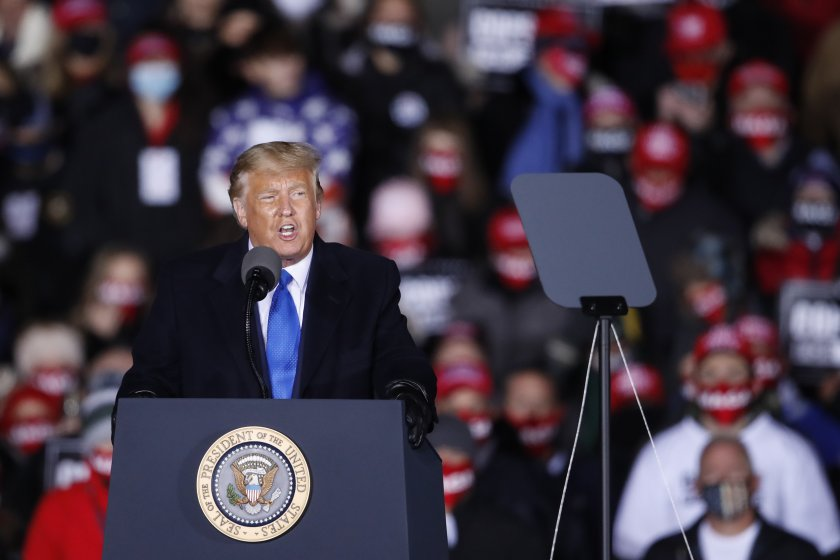 Надпреварата за Белия дом: Кандидатите със серия от предизборни митинги
