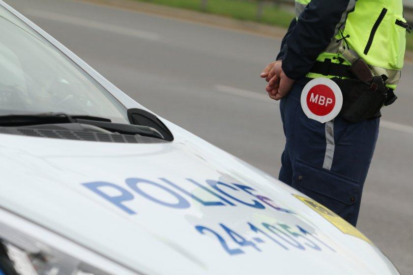 старт акция bdquoзимаldquo полицията проверява готови шофьорите пътя