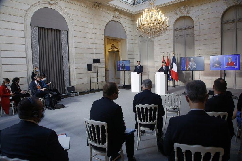 ЕС готви единен отговор на тероризма и радикализацията в интернет
