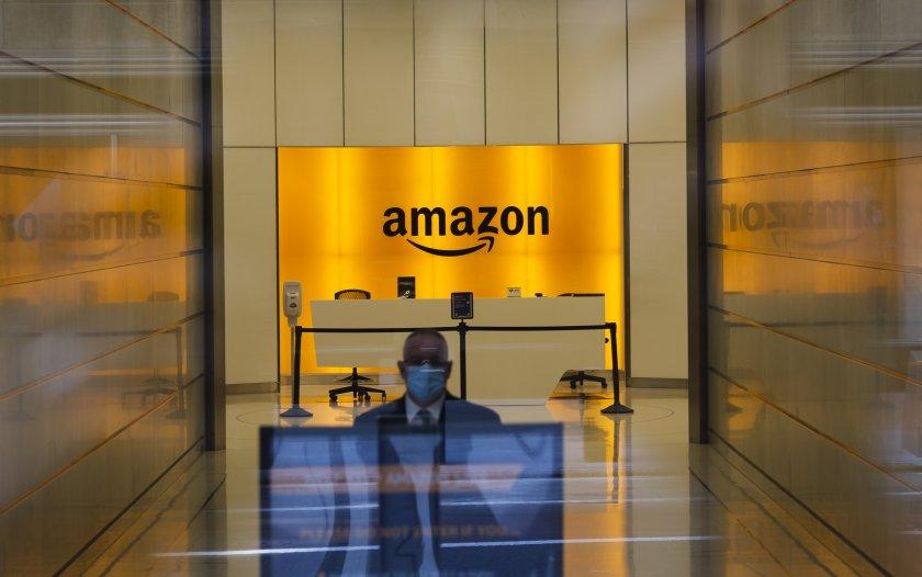 Брюксел обвини Амазон в нарушаване на конкуренцията на онлайн пазара на дребно
