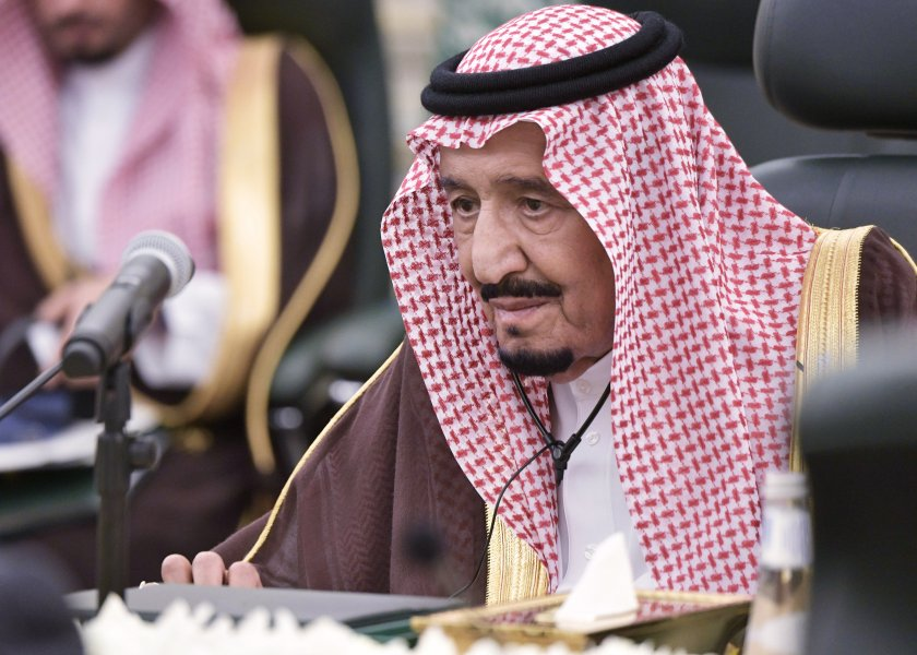 саудитска арабия все пак поздрави байдън победата