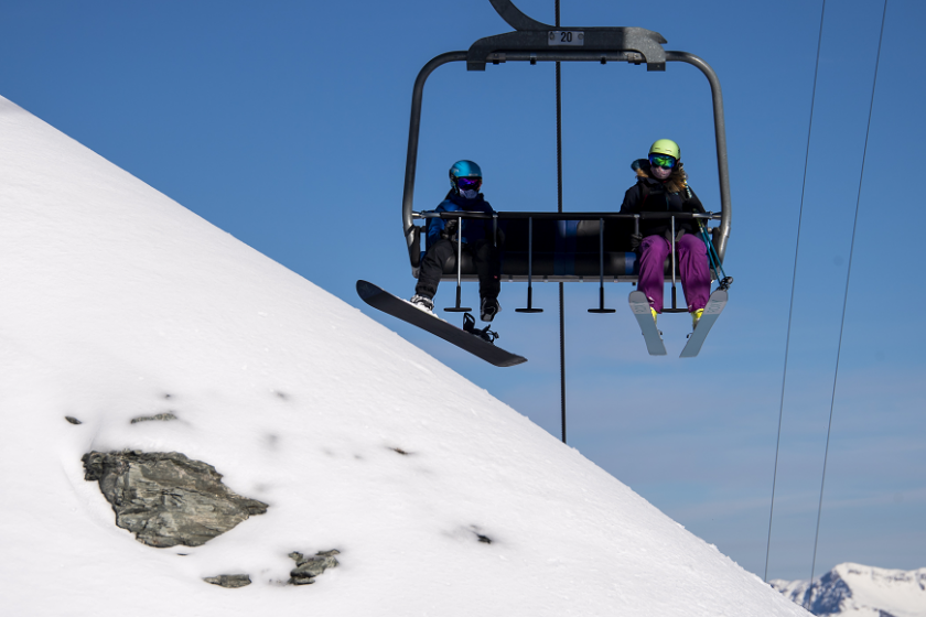 В Алпите очакват слаб зимен сезон