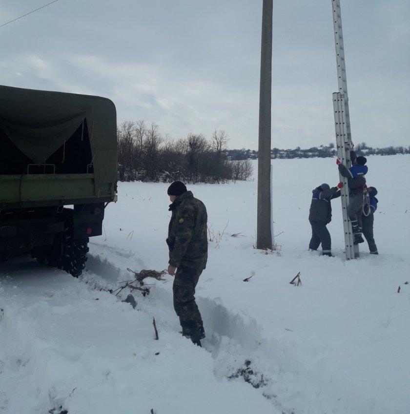 снегопочистващи машини поддържат републиканската пътна мрежа русенска област
