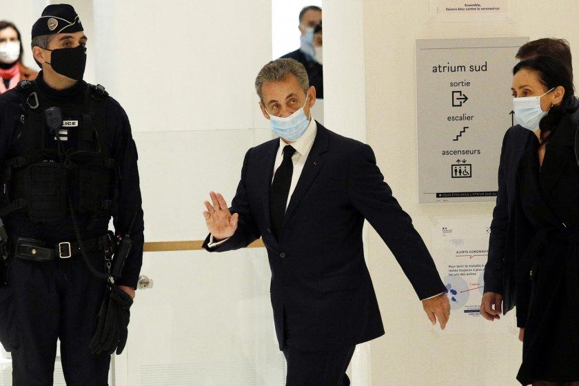 започва процесът никола саркози обвинен корупция търговия влияние