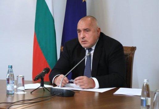 премиерът борисов изразява съболезнования повод кончината проф чирков