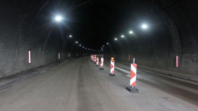 ремонтират осветлението тунел правешки ханове хемус