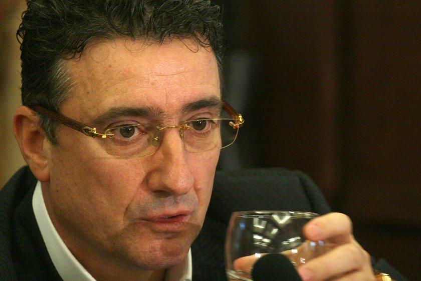 Ветко Арабаджиев е в болница с COVID-19