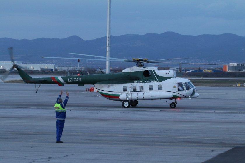 процедурата закупуване медицински хеликоптер спешната помощ ход