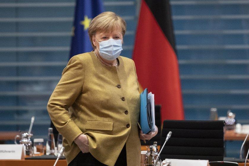 Германия ще избира наследник на Меркел на 26 септември 2021 г.
