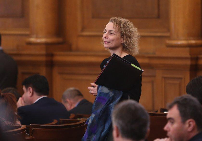 премиерът борисов освободи длъжност зам министъра околната среда водите атанаска николова