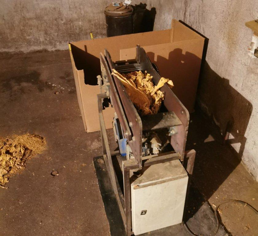 акция разпространението акцизни стоки пловдивско задържани