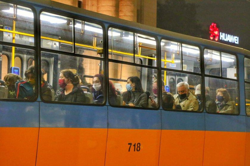 обмислят намалят работното време градския транспорт софия