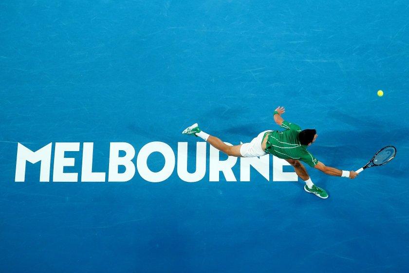 откритото първенство австралия тенис февруари