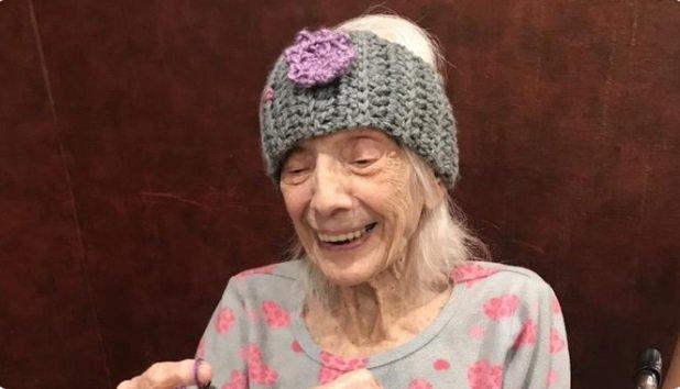 необикновена история 102 годишна жена оцеля испанския грип два пребори covid