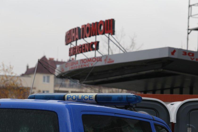 """Пациент се самоуби след скок от шестия етаж в """"Пирогов"""""""