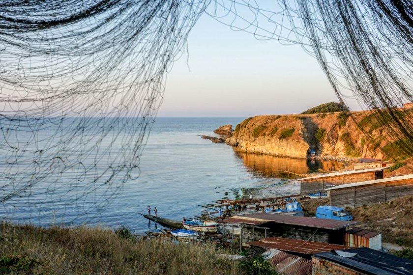 синеморец ndash едно красивите чисти места българското черноморие