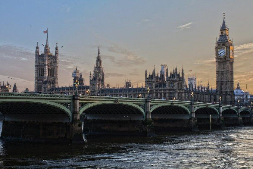 лондон пълен транспортен вакуум
