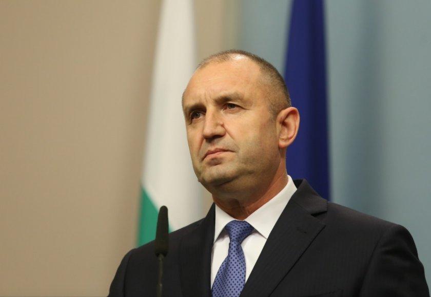 президентът радев изказва съболезнования семейството проф симеон хаджикосев