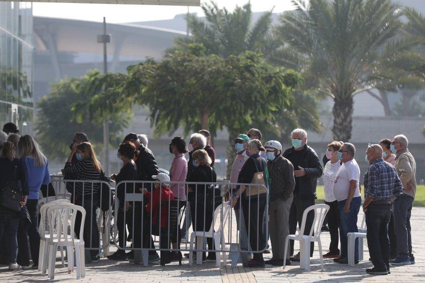 израел издава bdquoзелени паспортиrdquo ваксинирани пътуване чужбина