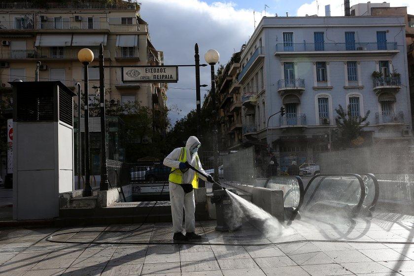 гърция удължава мерките януари