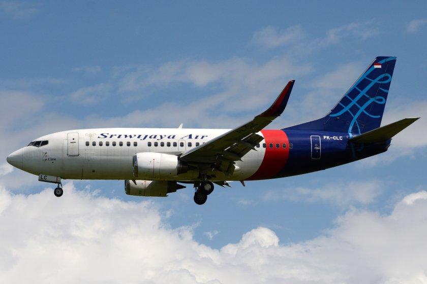 Самолет изчезна минути след излитане от Джакарта, на него няма чужди пътници