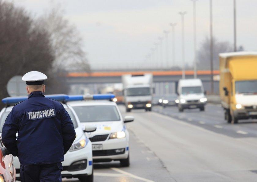 Пътната полиция започва акция в цялата страна