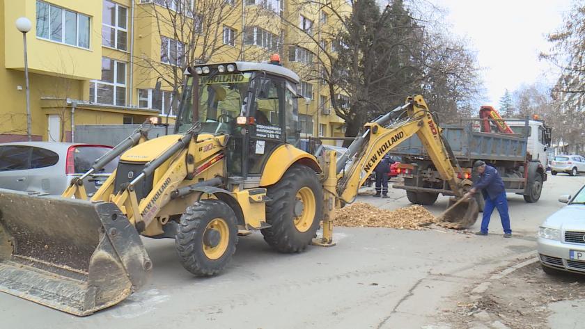 подменят водопровода канализацията 130 улици русе