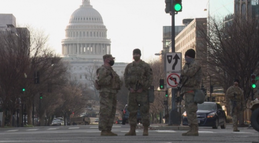След щурма на Капитолия ФБР разследва дали има чуждо финансиране
