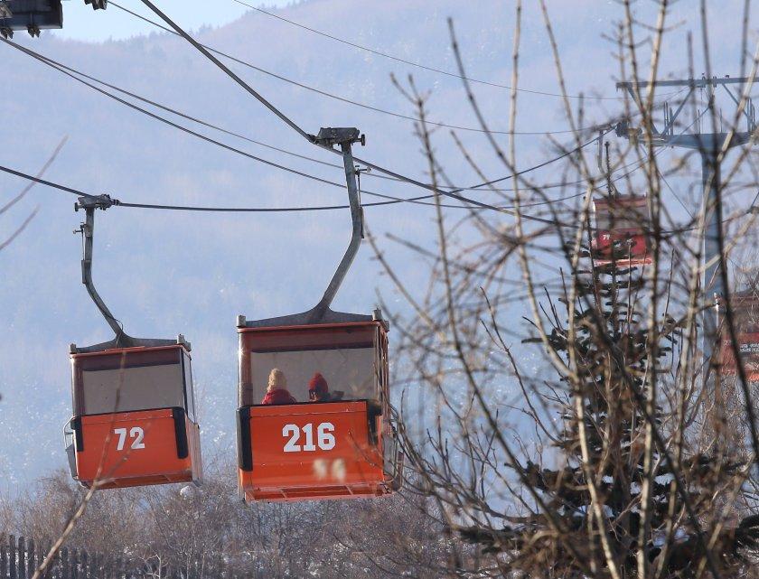 витоша ски иска продължи процедурата реконструкция княжевския лифт