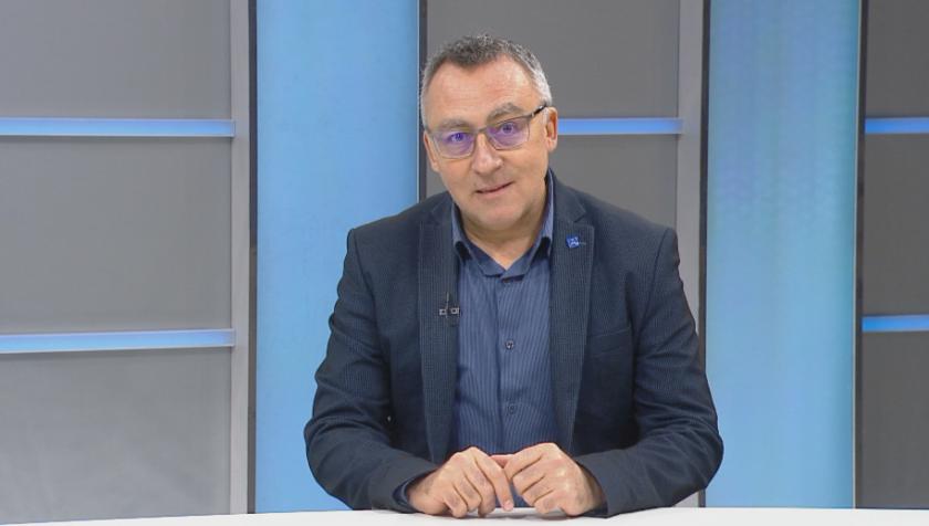 Диян Стаматов: В България дистанционното обучение върви много добре